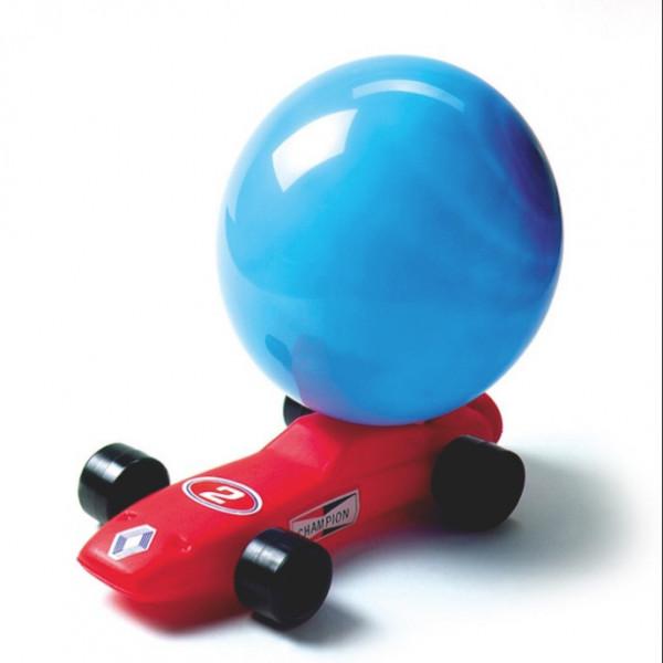 Hagemann Ballon-Auto