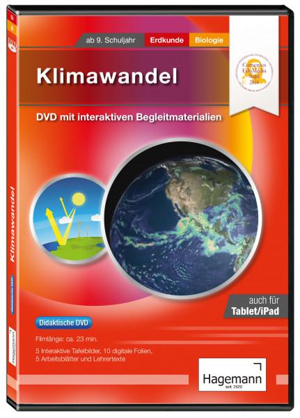 Didaktische DVD Klimawandel (tabletfähig)