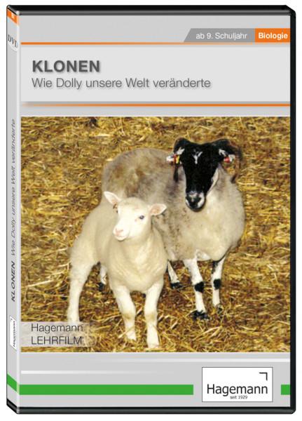 DVD-Lehrfilm Klonen - Wie Dolly unsere Welt veränderte