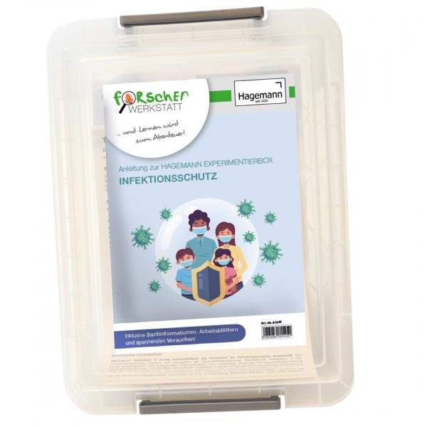 Experimentierbox Infektionsschutz