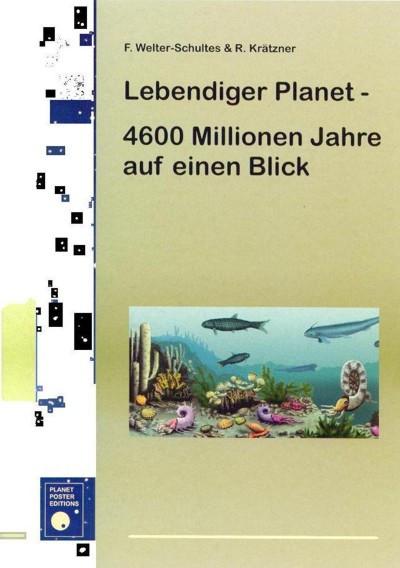 "Beiheft ""Lebendiger Planet"""