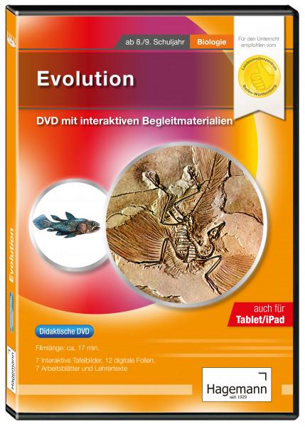 Didaktische DVD Evolution (tabletfähig)