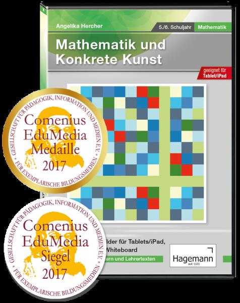 Interaktive Tafelbilder Mathematik und konkrete Kunst (tabletfähig)