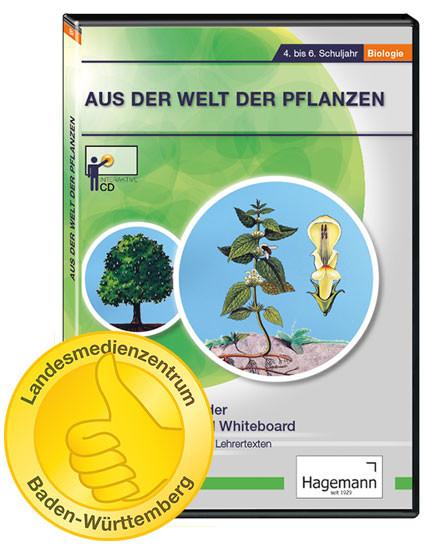 Interaktive Tafelbilder Aus der Welt der Pflanzen