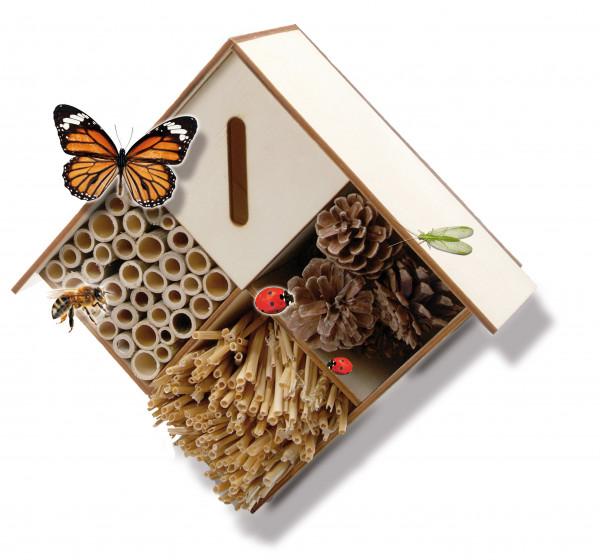 Insektenhotel Bastelset