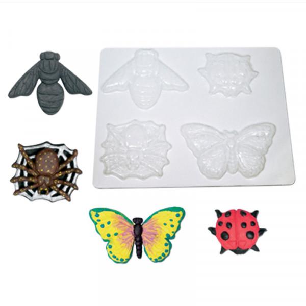 Insekten-Gießform-Set