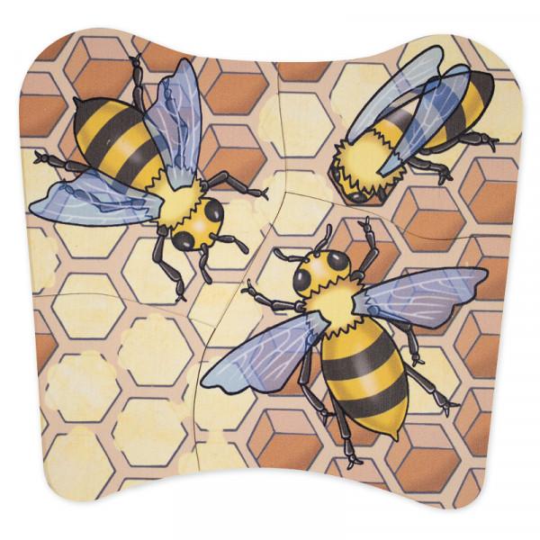 """Schichten-Puzzle """"Honig"""", 29-tlg."""