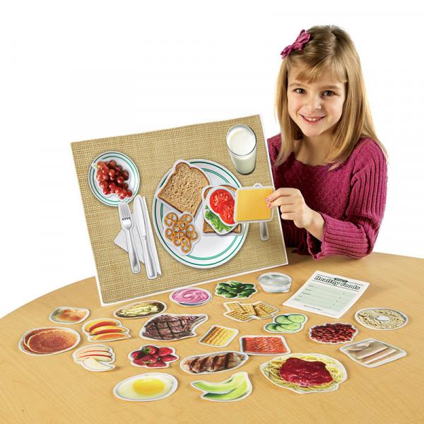 Gesunde Ernährung (magnetisch, 34-tlg.)