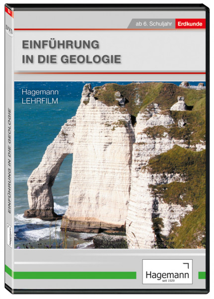 DVD-Lehrfilm Einführung in die Geologie