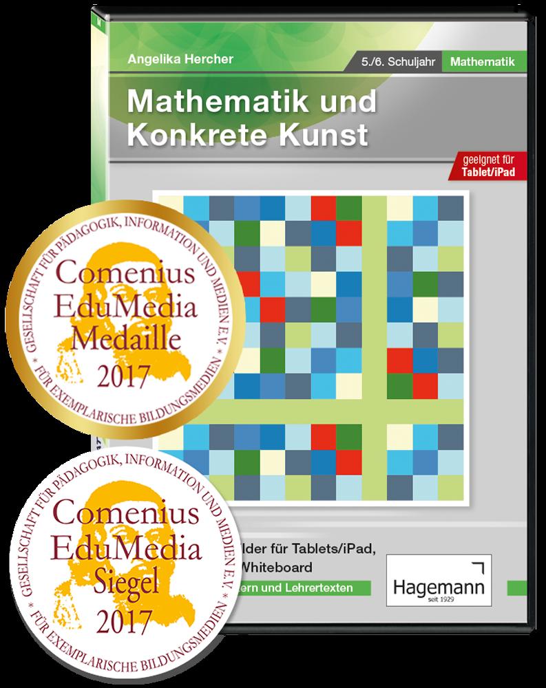Interaktive Tafelbilder Mathematik und konkrete Kunst (tabletfähig ...
