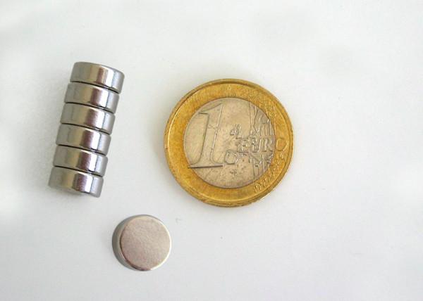 Neodym-Magnete, groß