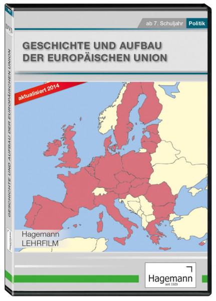 DVD-Lehrfilm Geschichte und Aufbau der Europäischen Union
