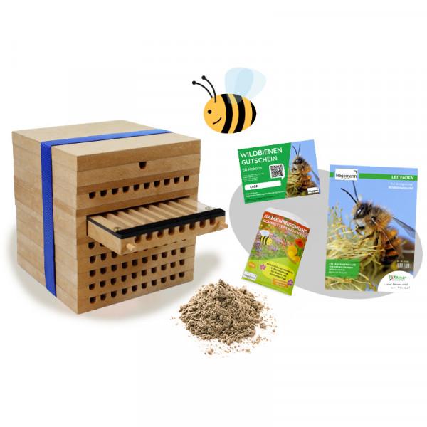 Hagemann Zuchtset Wildbienen