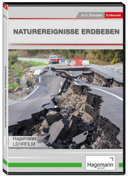 DVD-Lehrfilm Naturereignisse: Erdbeben