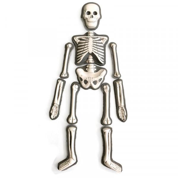 Skelett-Gießform-Set