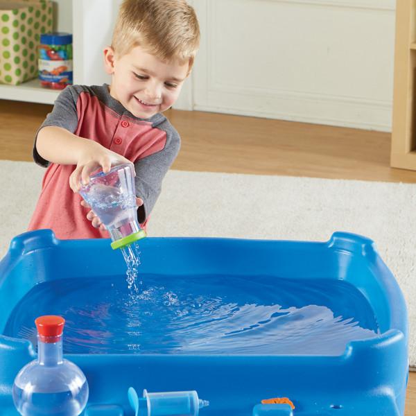 Erstes Forscher Labor Wasser