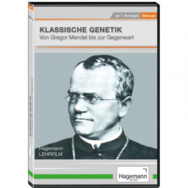 DVD-Lehrfilm Klassische Genetik
