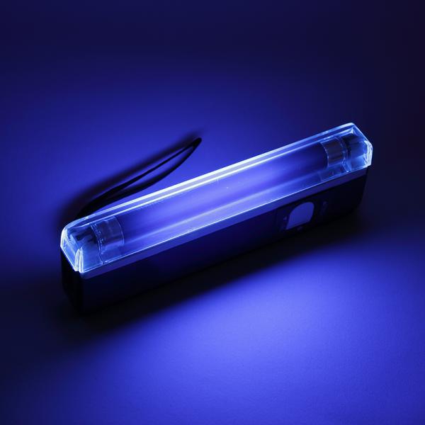 UV-Lampe, langwellig