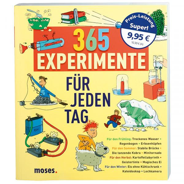 365 Experimente für jeden Tag
