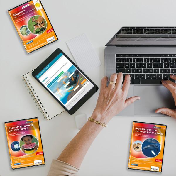 Didaktische DVD Chemische Bindungen (tabletfähig)