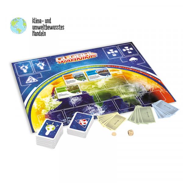 Kooperations-Spiel Klimaerwärmung - Global Warning