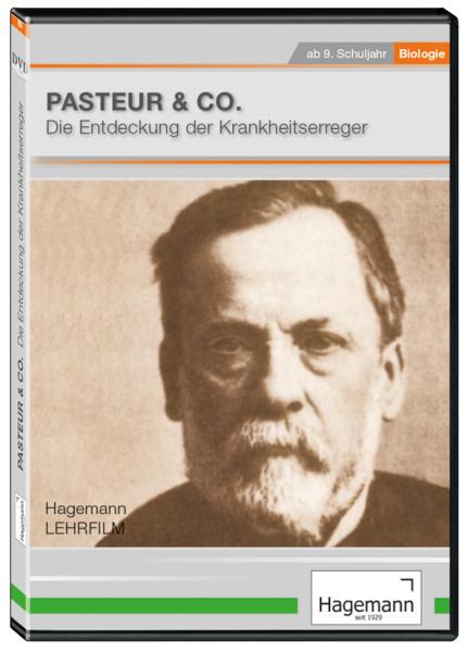 DVD-Lehrfilm Pasteur & CO.-Die Entdeckung der Krankheitserreger