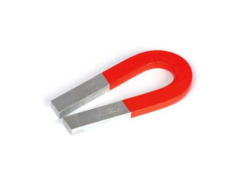 Hufeisenmagnet 10cm