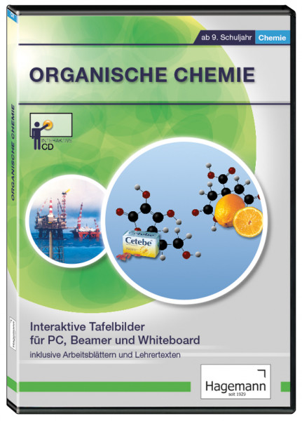 Interaktive Tafelbilder Organische Chemie