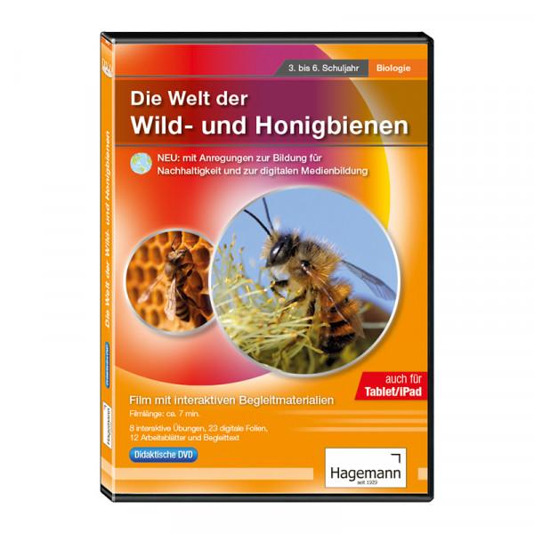 Hagemann DDVD Die Welt der Wild- und Honigbienen