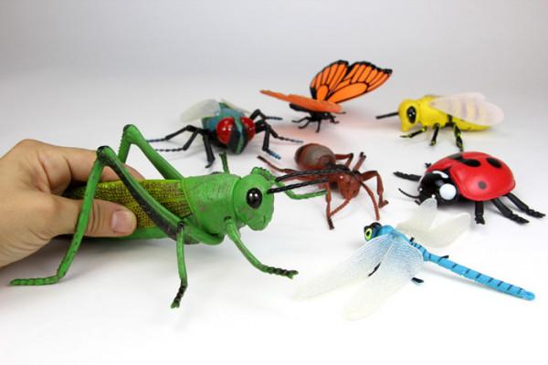 Jumbo-Insekten