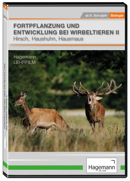 DVD-Lehrfilm Fortpfl. und Entwickl. bei Wirbeltieren 2