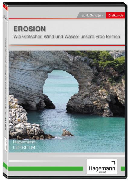 DVD-Lehrfilm Erosion
