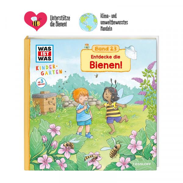 Was ist was Kindergarten: Entdecke die Bienen