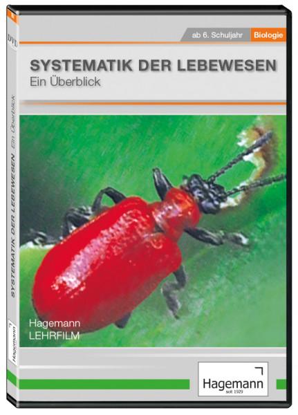 DVD-Lehrfilm Systematik der Lebewesen
