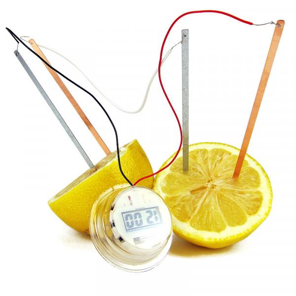 Zitronenuhr