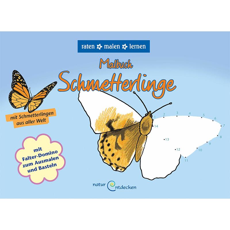 Fantastisch Färbung Seite Des Schmetterlings Galerie - Framing ...