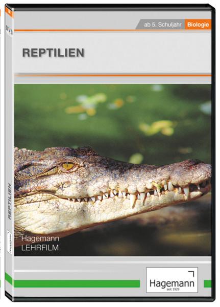 DVD-Lehrfilm Reptilien