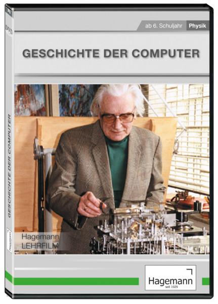 DVD-Lehrfilm Geschichte der Computer