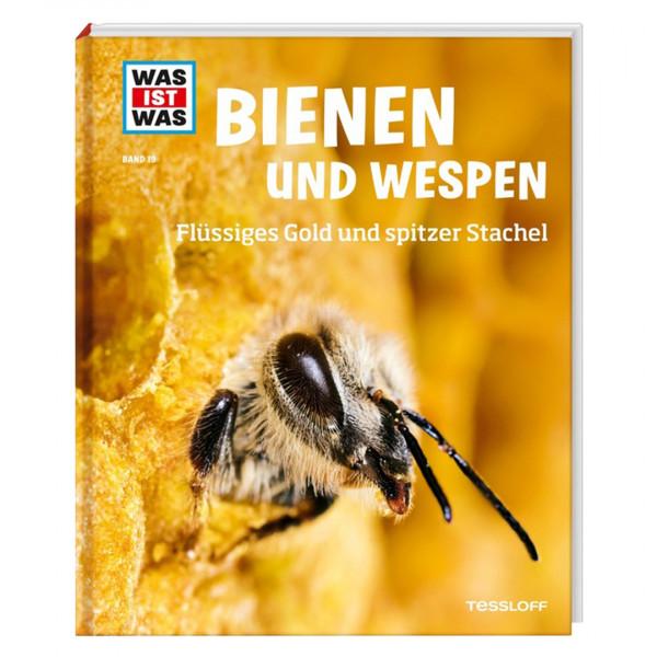 Was ist Was Bienen und Wespen