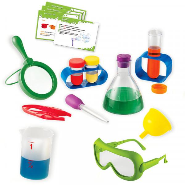 Erstes Forscher-Labor