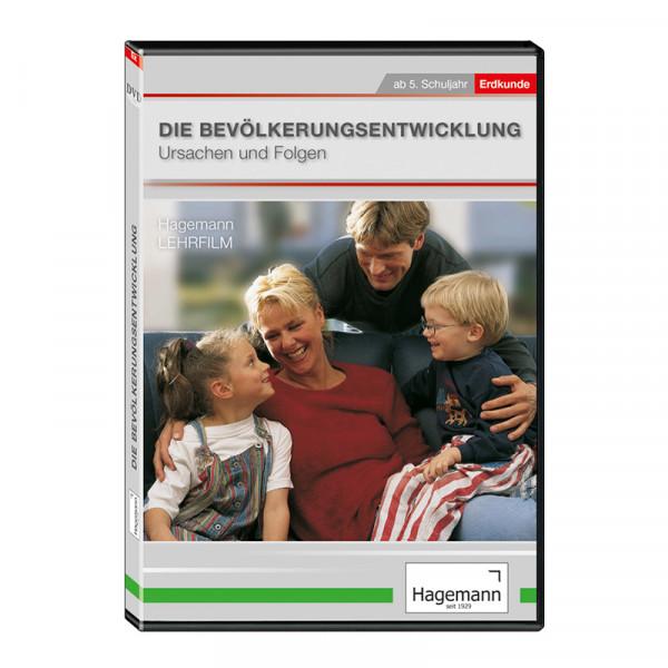 DVD-Lehrfilm Die Bevölkerungsentwicklung