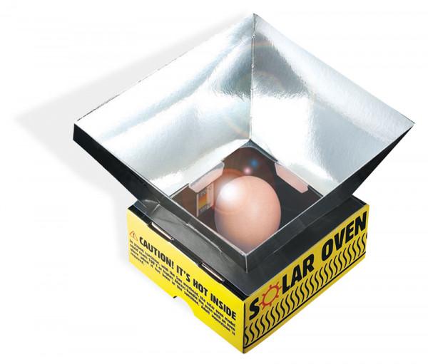 Experimentier-Set Solarkocher (klein)