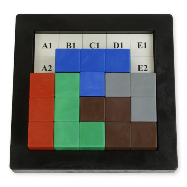 """3D-Puzzle """"Baumeisterspiel Klassik"""", 41-tlg."""