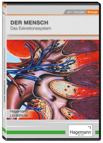 DVD-Lehrfilm Der Mensch: Das Exkretionssystem