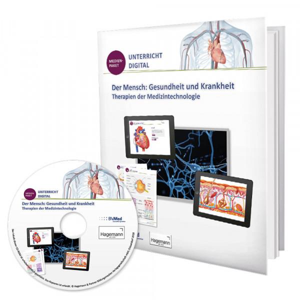 Medienpaket Medizintechnologie: Der Mensch: Gesundheit und Krankheit