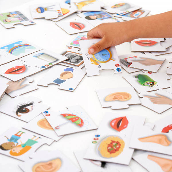 Kartenspiel Meine Sinne