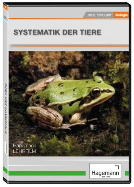 DVD-Lehrfilm Systematik der Tiere