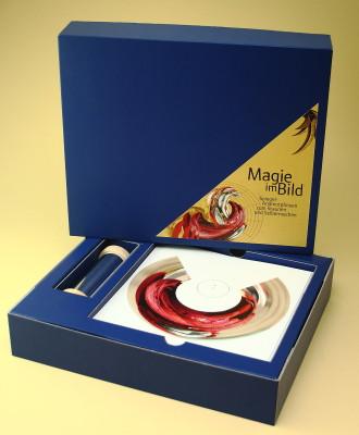 Magie im Bild - Spiegel-Anamorphosen