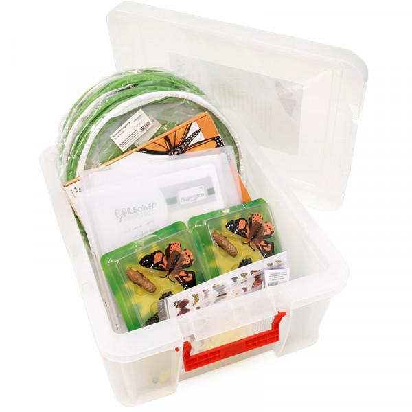 Hagemann Forscherkoffer Schmetterlings-Zucht