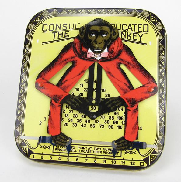 Consul, der Rechenaffe